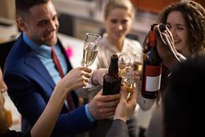O mocnej głowie do alkoholu, czyli od czego zależy tolerancja na alkohol? - KacDoktor