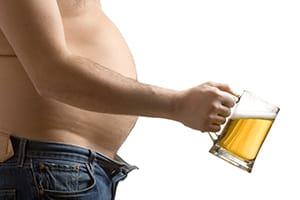 Wpływ spożycia alkoholu na masę ciała - KacDoktor